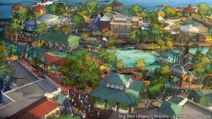 Novas lojas e restaurantes são anunciados para Disney Springs