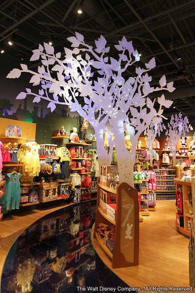 Nova Disney Store abrirá no Mall at Millenia
