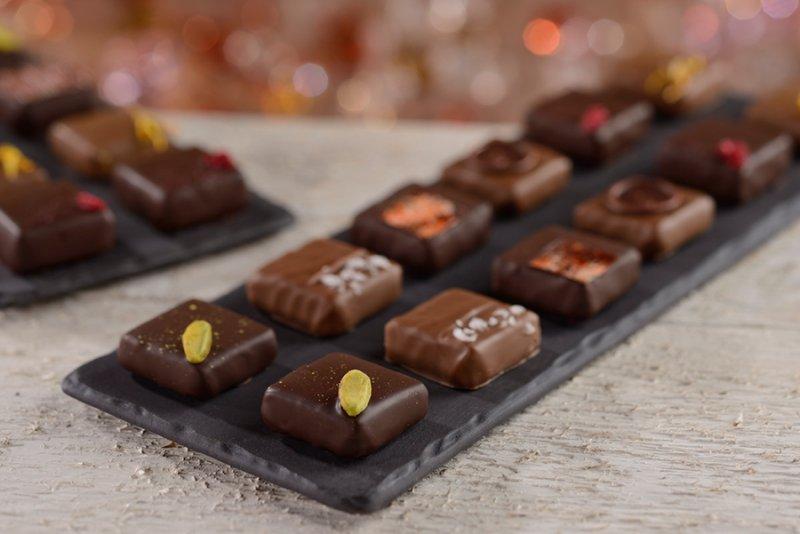 Nova loja de chocolates – The Ganachery – chega em dezembro a Disney Springs