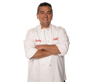 Buddy Valastro no Epcot International Food and Wine Festival de 2017