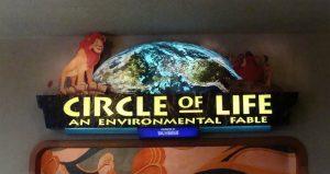 A atração Circle of Life – Epcot – fechou para reforma