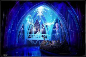 A atração Frozen Ever After será inaugurada em junho de 2016 no parque Epcot