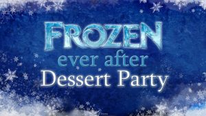 Conheça Frozen Ever After Dessert Party a nova festa exclusiva do Epcot