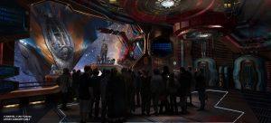 A atração inspirada em Guardians of the Galaxy (Epcot) será uma montanha-russa