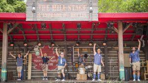 Les Parfaits Inconnus irá se apresentar durante o verão americano no parque Epcot