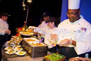 Conheça o evento Party for the Senses do Epcot International Food & Wine Festival