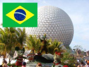 Novos rumores sobre a adição do Pavilhão do Brasil no Epcot