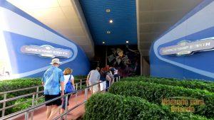 A Disney está retirando o nome da Siemens da atração Spaceship Earth