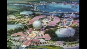 A Disney divulgou um raro vídeo intitulado The Dream Called EPCOT