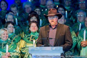 Divulgada a lista parcial de artistas que irão participar do Candlelight Processional em 2013