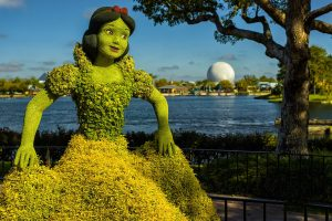 A Disney já anunciou as datas do evento Epcot International Flower and Garden Festival de 2018