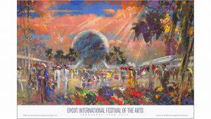 Já é possível fazer reservas para os eventos especiais que serão realizados durante o Epcot International Festival of the Arts