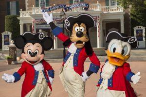 Saiba mais sobre as celebrações do Dia da Independência em Walt Disney World