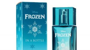 A Disney já está comercializando o perfume Frozen in a Bottle no parque Epcot