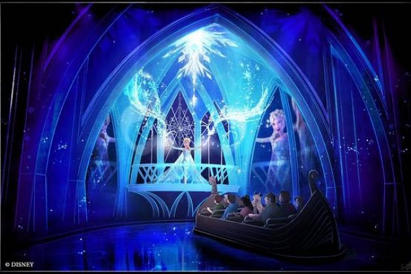 Foram divulgadas as primeiras informações sobre a nova atração Frozen Ever After