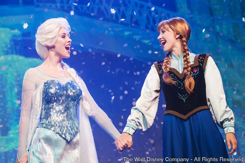 Conheça o Frozen Holiday Premium Package
