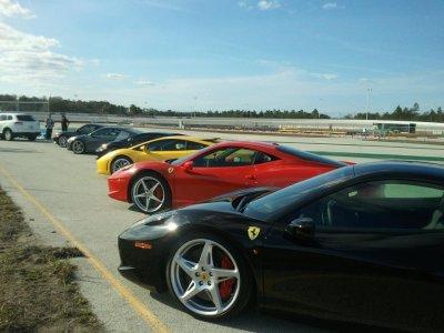 Disney Speedway com Christian Fittipaldi
