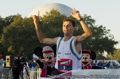 Disney Marathon – vitória de Fredison Costa