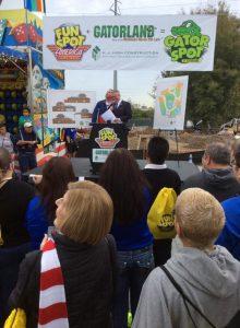 Gatorland e Fun Spot America – Orlando – celebram parceria