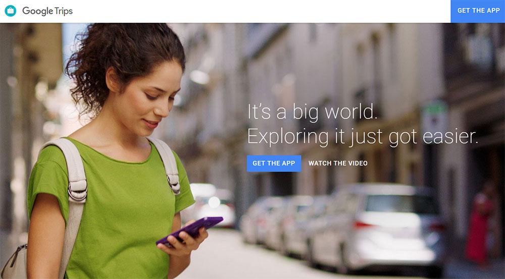 Google Trips é a nova ferramenta para lhe auxiliar no planejamento da sua viagem