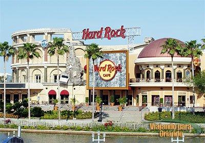 Calendário de Shows no Hard Rock Live Orlando