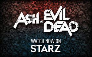 Ash vs Evil Dead reunirá os deadites em um novo labirinto assombrado no Halloween Horror Nights
