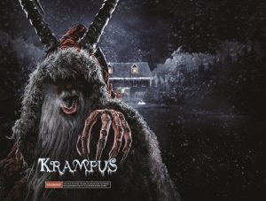 Krampus é o novo labirinto do Halloween Horror Nights de 2016