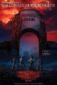 Stranger Things é o primeiro labirinto confirmado pela Universal para o Halloween Horror Nights de 2018