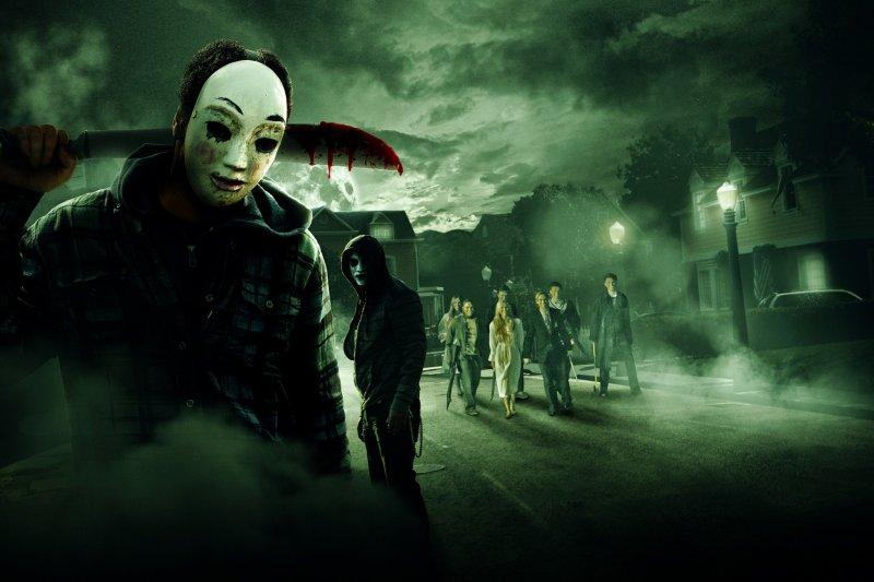 The Purge – Uma Noite de Crime – está de volta ao Halloween Horror Nights de 2015