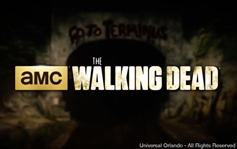 Halloween Horror Nights 24 retorna com The Walking Dead