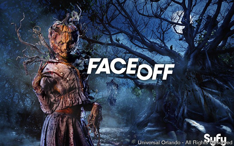 Face Off no Halloween Horror Nights 24