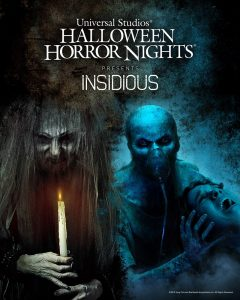 Insidious (Sobrenatural) está chegando ao Halloween Horror Nights 25