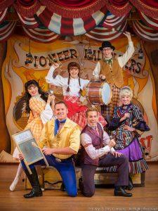 Hoop-Dee-Doo Musical Revue completou 40 anos
