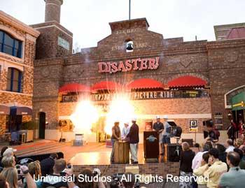 Disaster! Abre na Universal Orlando Resort