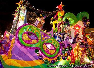 Mardi Gras – Universal Studios Florida