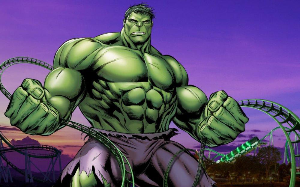 A montanha-russa The Incredible Hulk Coaster já foi oficialmente reinaugurada!