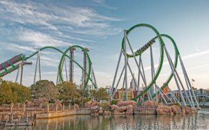A atração The Incredible Hulk Coaster fechará para uma longa reforma no próximo dia 08 de setembro de 2015