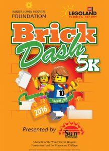 Inscrições abertas para a Brick Dash 5K Run and Fun Walk – Legoland Florida Resort