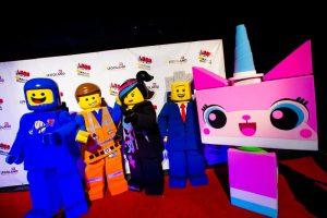 A atração The LEGO Movie 4D A New Adventure já foi inaugurada