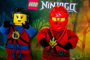 Lego NinjaGo será inaugurada no dia 12 de janeiro de 2017 no parque Legoland Florida