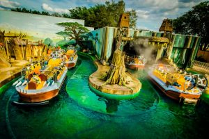 Legoland Florida comemora o St. Patrick's Day