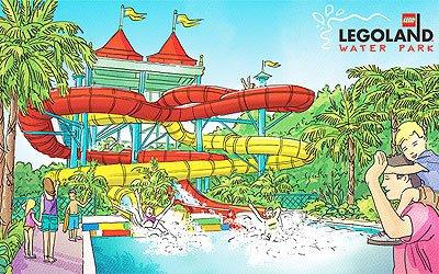 LEGOLAND Water Park será inaugurado no verão americano de 2012
