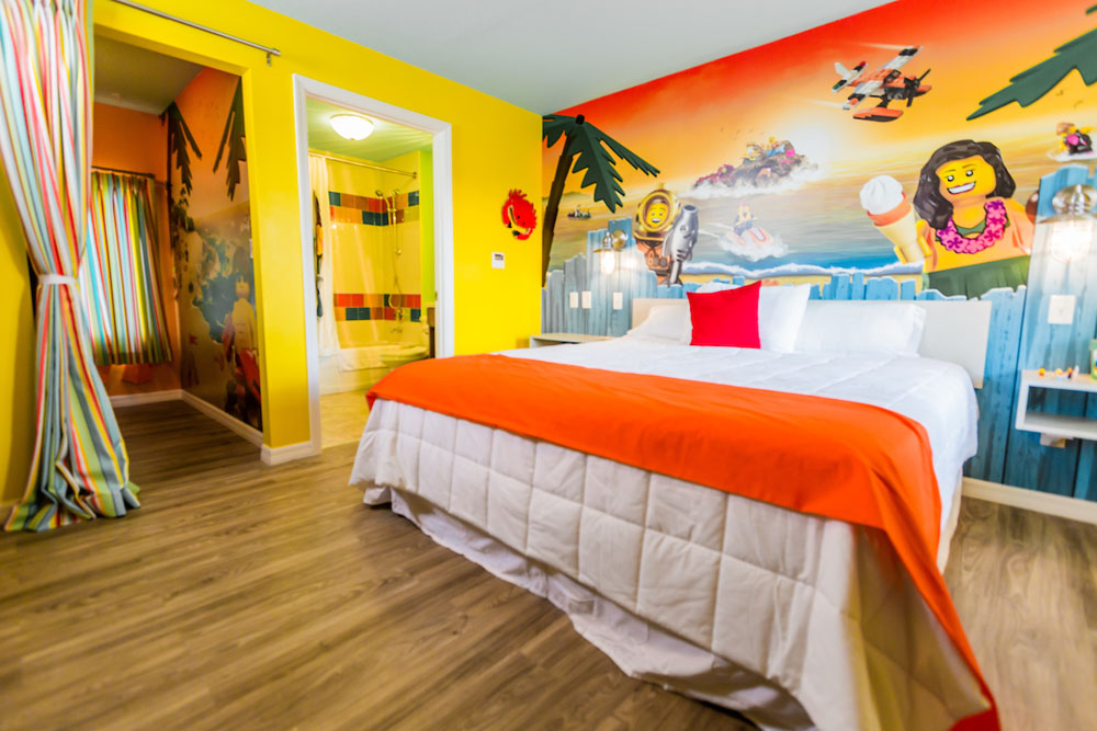 O Legoland Beach Retreat será inaugurado no dia 07 de abril de 2017