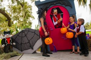 Celebre o Halloween no evento Brick-or-Treat – Legoland Florida