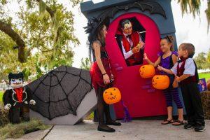 Celebre o Halloween no evento Brick-or-Treat – Legoland Florida