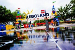 O parque LEGOLAND Florida celebra o Dia da Terra