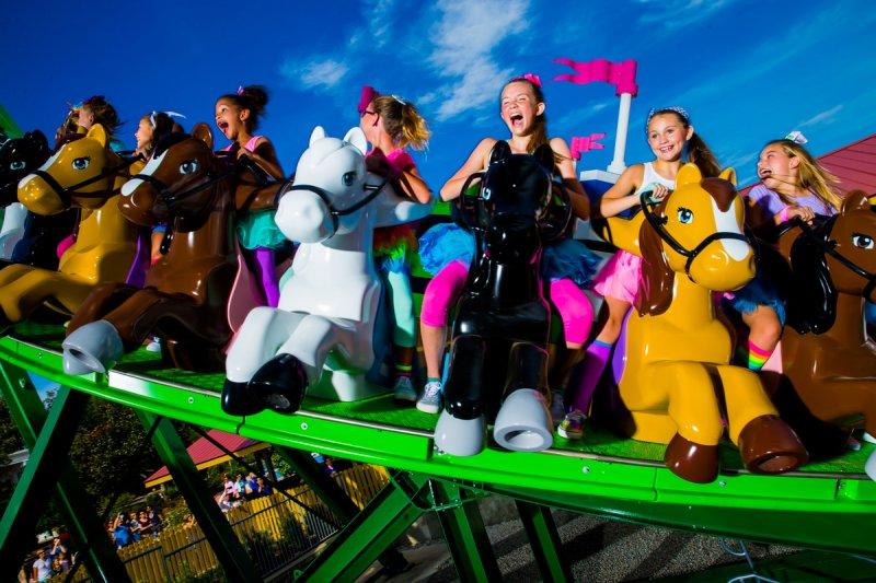 Já foi inaugurada a nova área temática – Heartlake City – no Legoland Florida