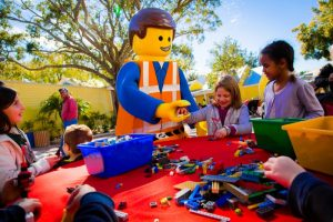 The LEGO Movie Weekend retorna ao parque LEGOLAND Florida