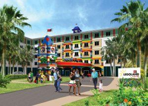 LEGOLAND® Florida anuncia hotel que será inaugurado em 2015