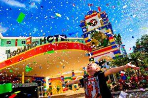 O Legoland Hotel acaba de ser inaugurado!